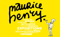 Site Maurice Henry 150
